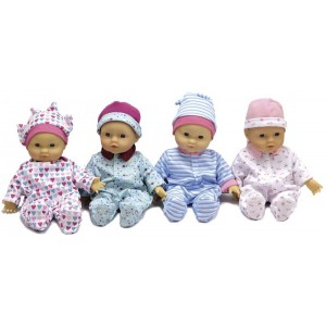 Muñeco Bebé con Pijama