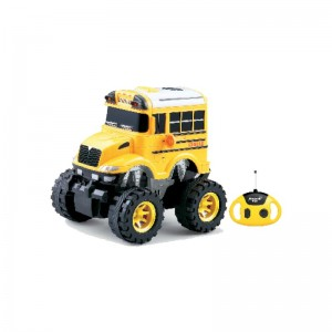 Autobús Monster Truck Infantil Radio Control