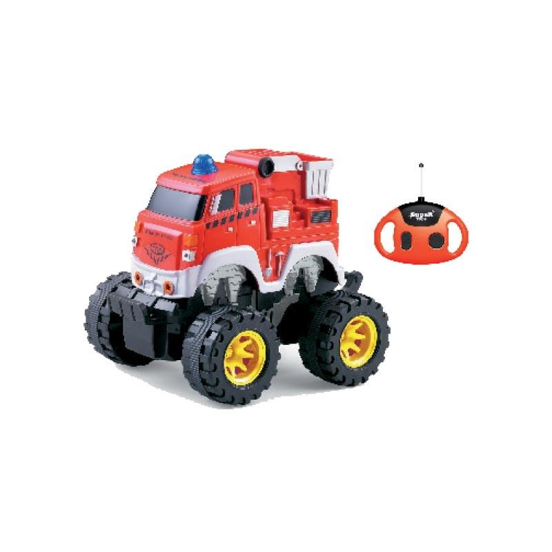 Camión de Bomberos Infantil Radio Control