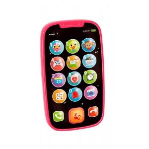Mi Primer Smartphone Interactivo Rosa