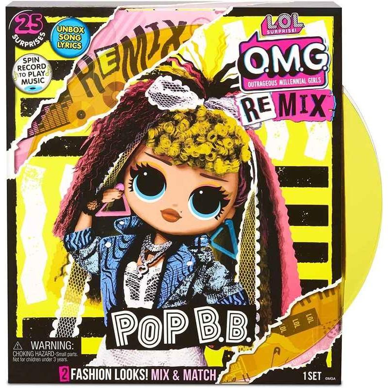 LOL Surprise OMG Remix Pop BB