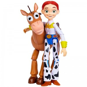 Toy Story Jessie y Perdigón
