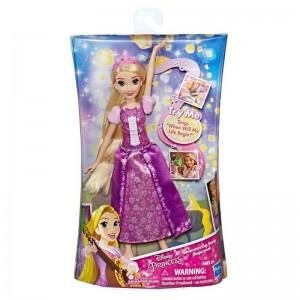 Princesa Disney Rapunzel Cantarina