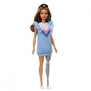 Barbie Fashionistas con Pierna Protésica