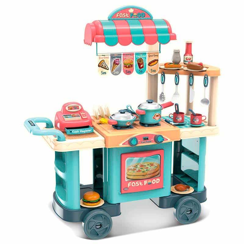 Cocina Infantil Fast Food