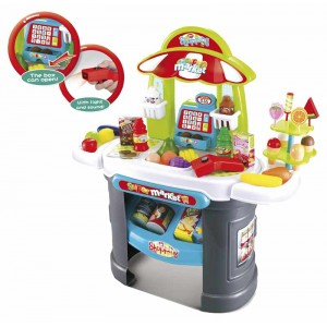 Supermercado Infantil Interactivo