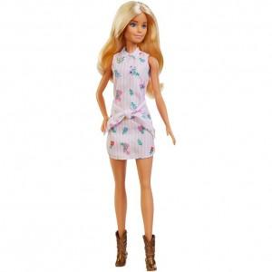 Barbie Fashionistas Vestido Floral