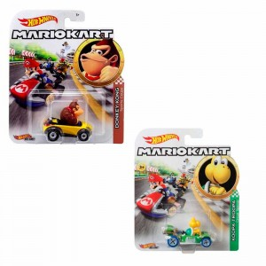 Hot Wheels Surtido Mario Kart