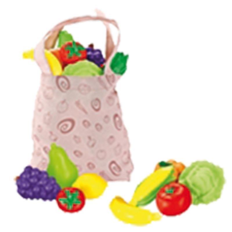 Set Infantil de Bolsa con Alimentos