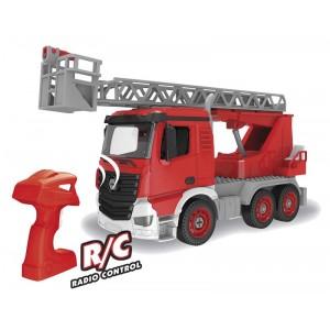 Crea tu Camión de Bomberos RC