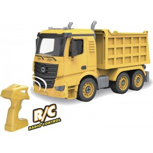 Crea tu Camión Volquete RC