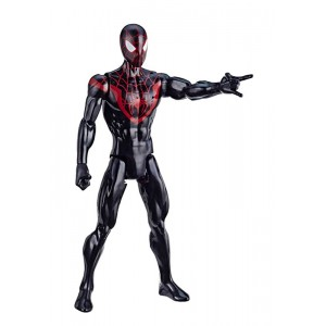 Figura Spider-Man Miles Morales Titan Web Warriors
