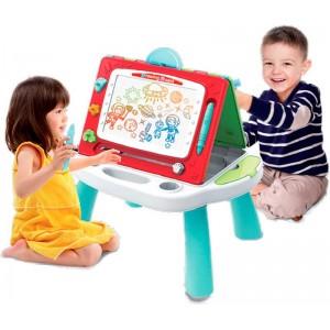Centro de Arte con Mesita Infantil