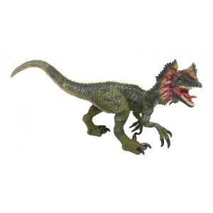 Dinosaurio Dilofosaurio XL con Sonido