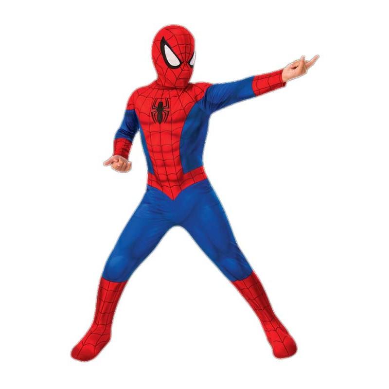 Disfraz Spiderman Infantil M