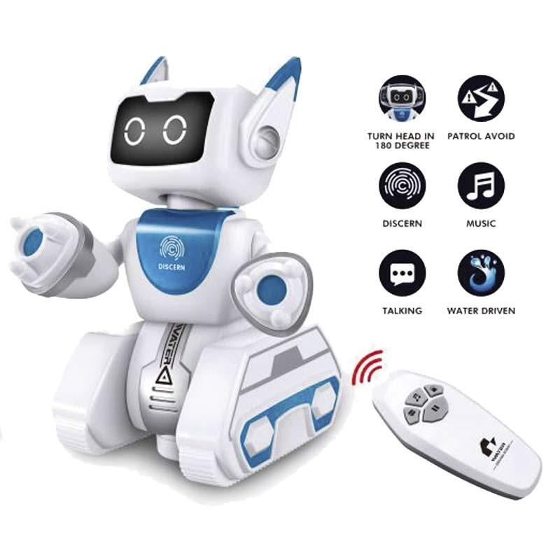Mini Robot Interactivo