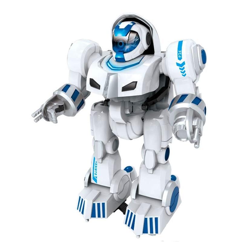 Robot Transformable Interactivo