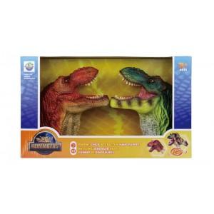 Marionetas Dinosaurios Interactivas