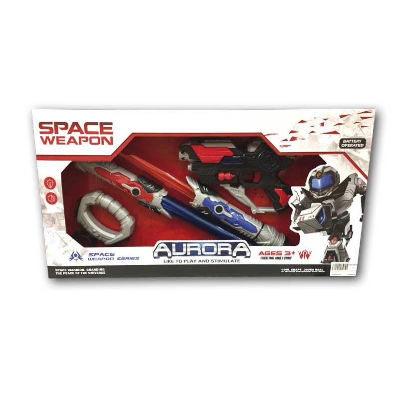 Set de Armas Espaciales