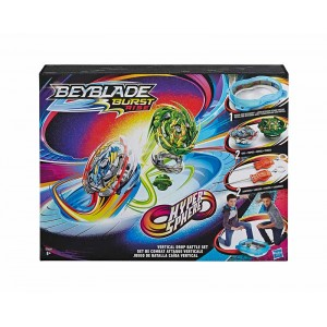 Beyblade Estadio Hypersphere Caída Vertical