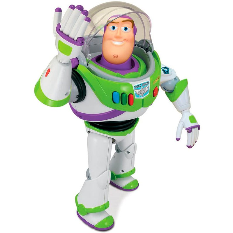 Toy Story Karate Action Buzz