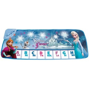Piano Tapiz Musical Frozen
