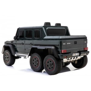 Coche Mercedes G63 Negro Batería 12V para Niños
