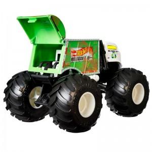 Hot Wheels Monster Truck Trash