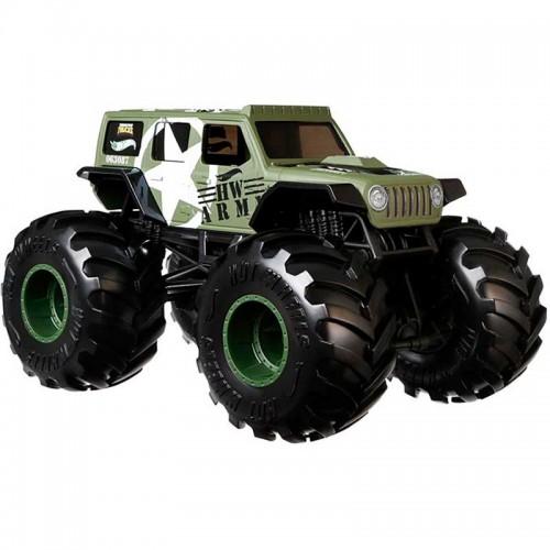 Hot Wheels Monster Trucks Jeep