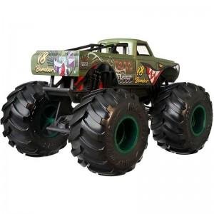 Hot Wheels Monster Trucks V8 Bomber