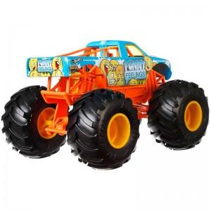 Hot Wheels Monster Trucks Funny Feelings