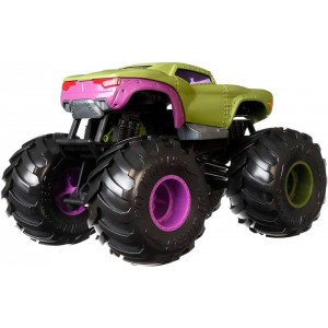Hot Wheels Monster Trucks Marvel Hulk