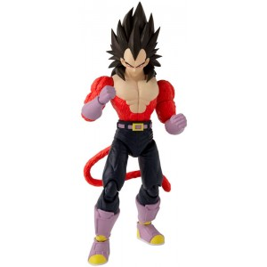 Dragon ball Super Vegeta Super Saiyan 4 Figura Deluxe