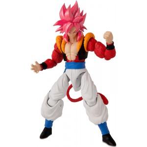 Dragon Ball Super Gogeta Super Saiyan 4 Figura Deluxe