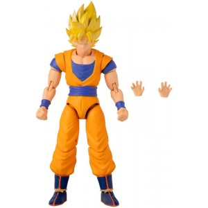 Dragon Ball Super Goku Super Saiyan Figura Deluxe