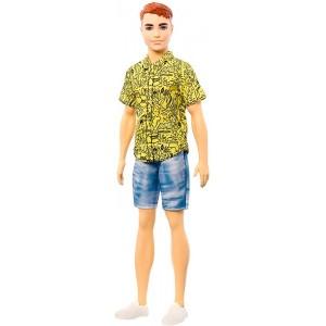 Ken Fashionista Pelirrojo