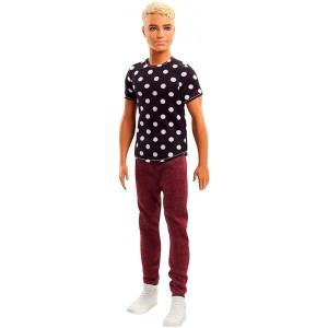 Ken Fashionista Camiseta con Lunares