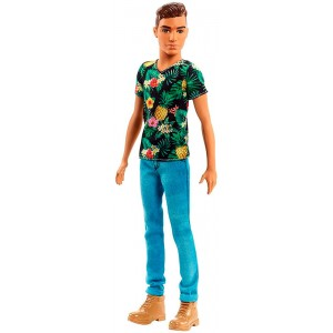 Ken Fashionista Tropical