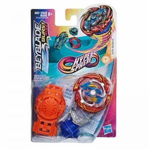 Beyblade Hypersphere Glyph Dragon