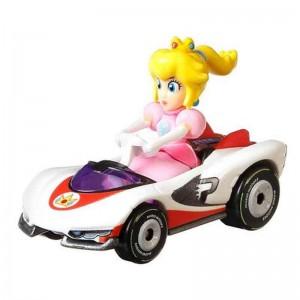 Hot Wheels Mario Kart Princesa Peach