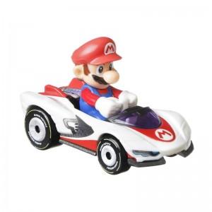 Hot Wheels Mario Kart Super Mario