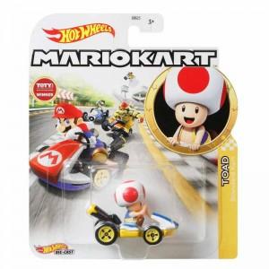 Hot Wheels Mario Kart Toad