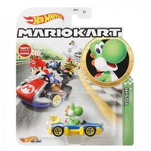 Hot Wheels Mario Kart Yoshi