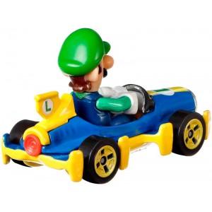 Hot Wheels Mario Kart Luigi
