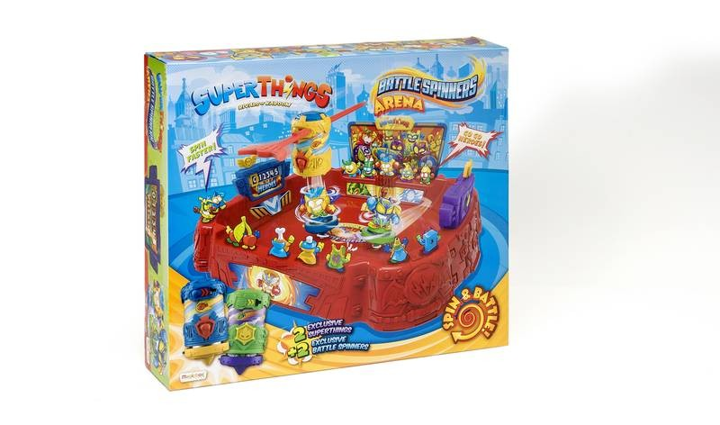 SuperThings Serie 7 Battle Arena