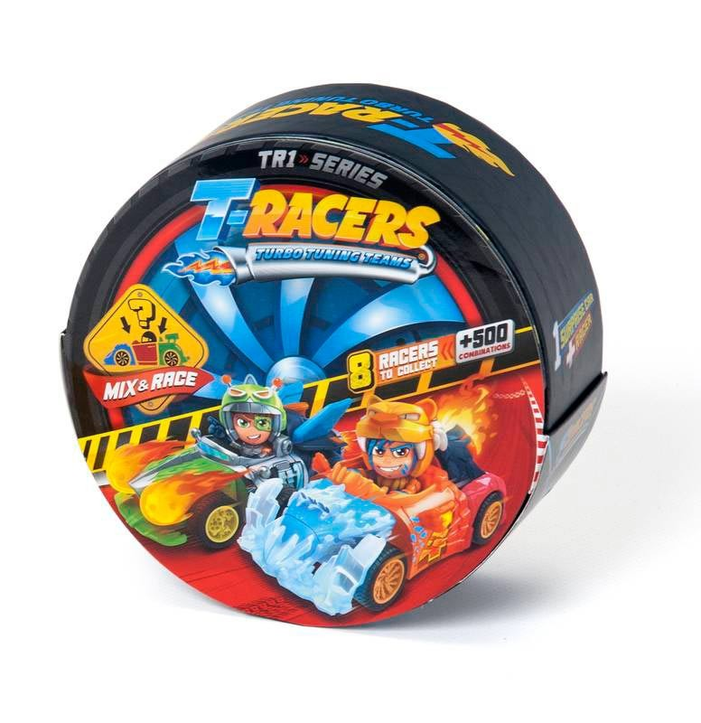 T-Racers Turbo Wheel