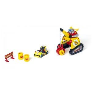 T-Racers Turbo Crane Challenge
