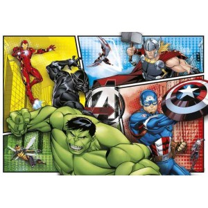 Puzzle The Avengers