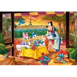 Puzzle Classic Mickey Mouse & Friends