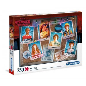 Puzzle Strangers Things